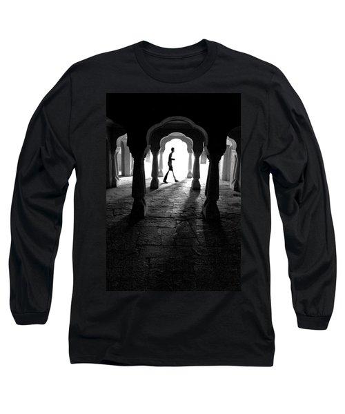 The Mystery Man Long Sleeve T-Shirt