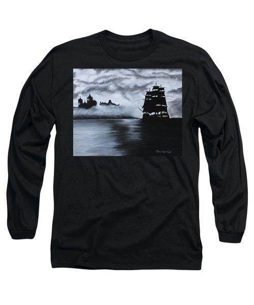 The Nathan Daniel Long Sleeve T-Shirt