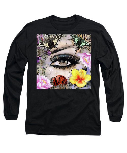 The Nature Girl Long Sleeve T-Shirt