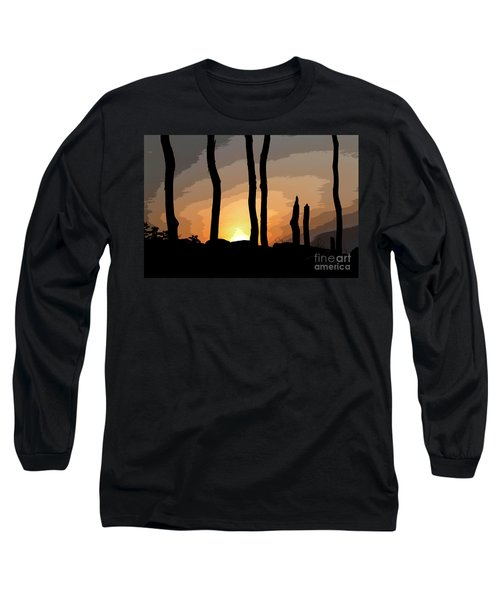 The New Dawn Long Sleeve T-Shirt