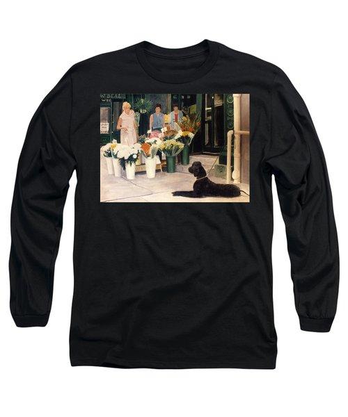 The New Deal Long Sleeve T-Shirt