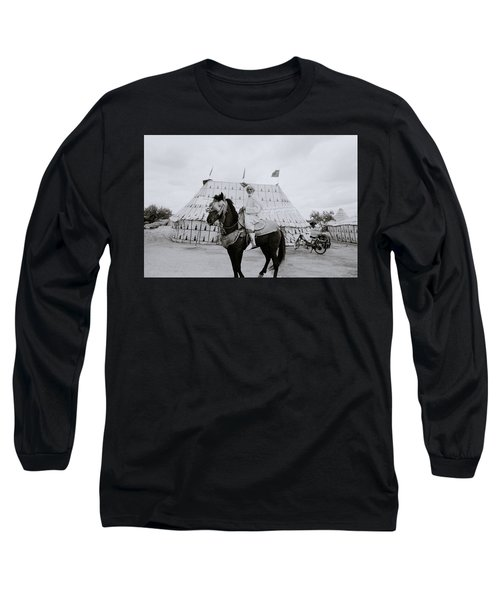 The Noble Man Long Sleeve T-Shirt