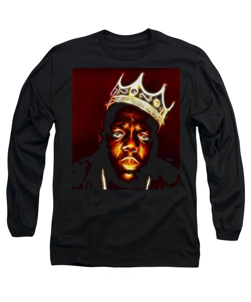 The Notorious B.i.g. - Biggie Smalls Long Sleeve T-Shirt