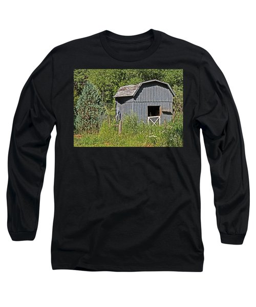 The Old Barn Long Sleeve T-Shirt
