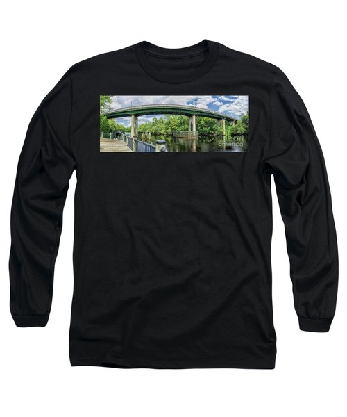 The Old Conway Bridge Long Sleeve T-Shirt