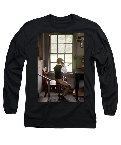 The Old Days Long Sleeve T-Shirt