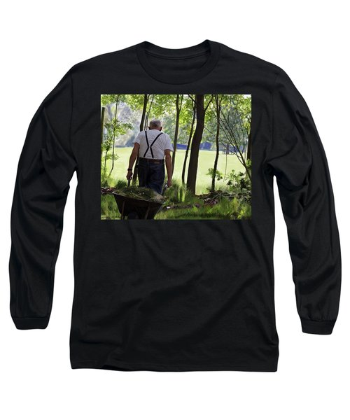 The Old Gardener Long Sleeve T-Shirt