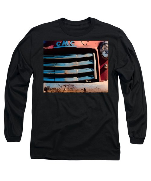 The Old Gmc At Pilar Long Sleeve T-Shirt