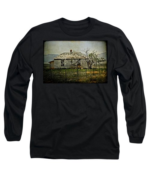 The Old House Long Sleeve T-Shirt