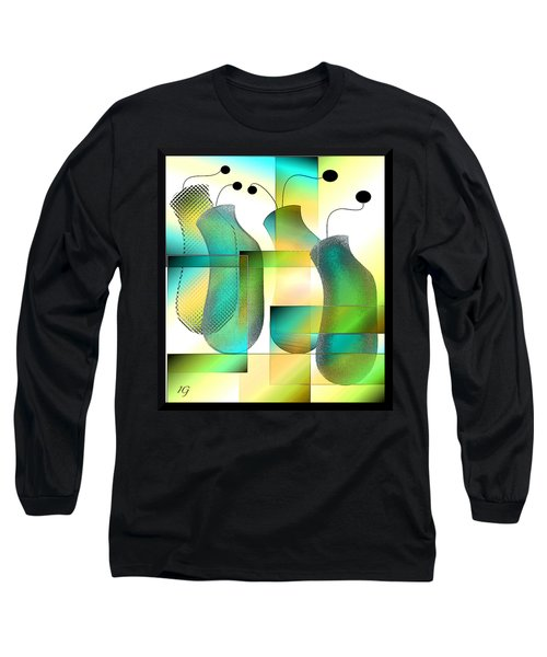 The Other Fab Four Long Sleeve T-Shirt