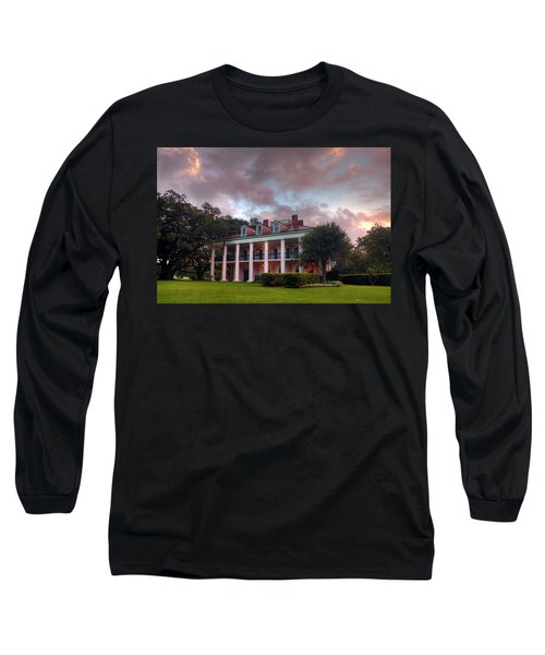 The Other Side Of Oak Alley Long Sleeve T-Shirt