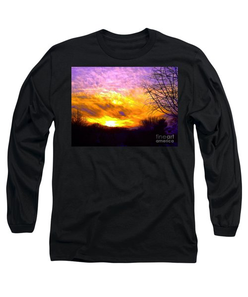 The Other Side Of The Rainbow Long Sleeve T-Shirt