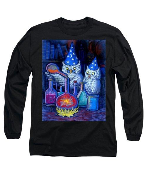 The Owl Chemists Long Sleeve T-Shirt