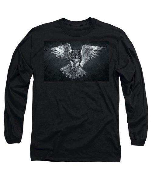 The Owl 2 Long Sleeve T-Shirt