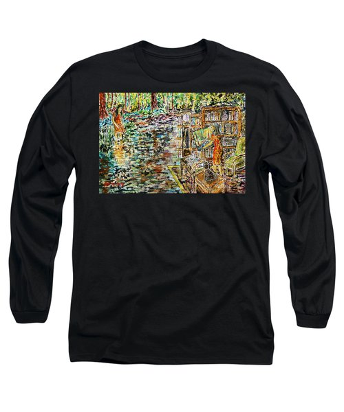 The Paintress Long Sleeve T-Shirt