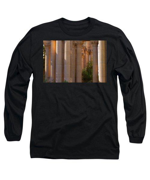 The Palace Columns Long Sleeve T-Shirt