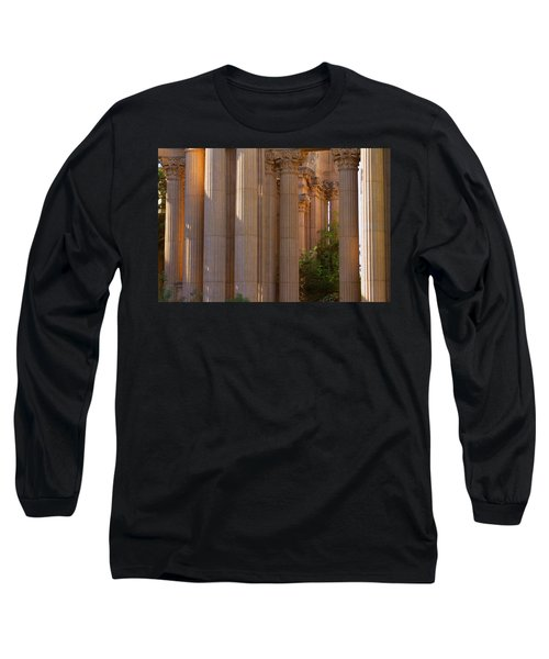 The Palace Columns Long Sleeve T-Shirt