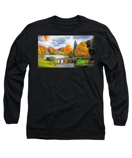 The Pantheon Long Sleeve T-Shirt