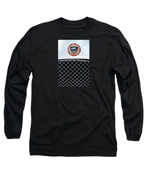 Long Sleeve T-Shirt featuring the photograph The Panther Car Company by Theresa Tahara