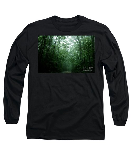 The Path Ahead Long Sleeve T-Shirt