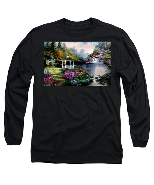 The Path Least Followed Long Sleeve T-Shirt
