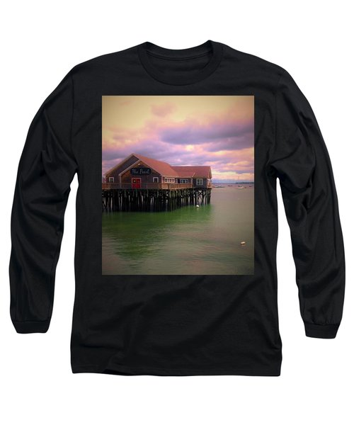 the Pearl Long Sleeve T-Shirt