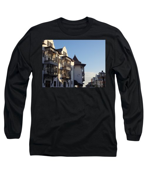 The Pearl Long Sleeve T-Shirt by Megan Cohen