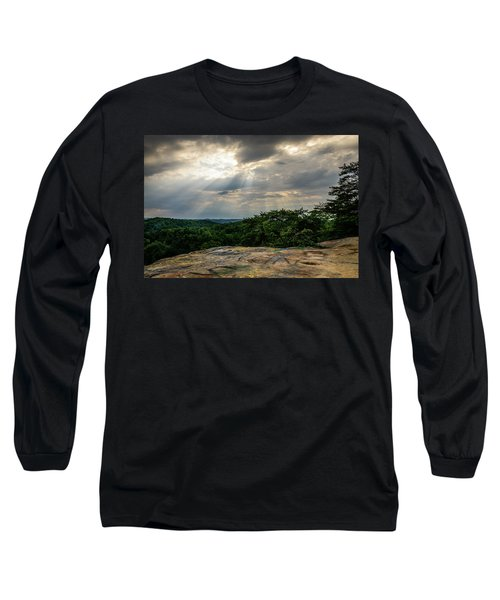 The Peoples Rock Long Sleeve T-Shirt