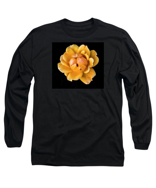 The Perfect Rose Long Sleeve T-Shirt by Venetia Featherstone-Witty