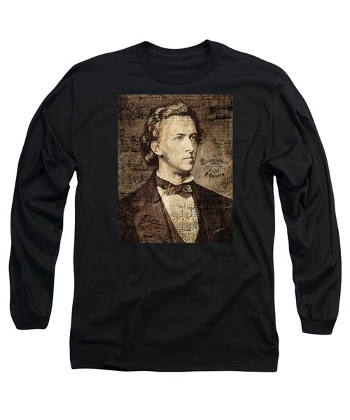 The Polish Prodigy Long Sleeve T-Shirt by Gary Bodnar