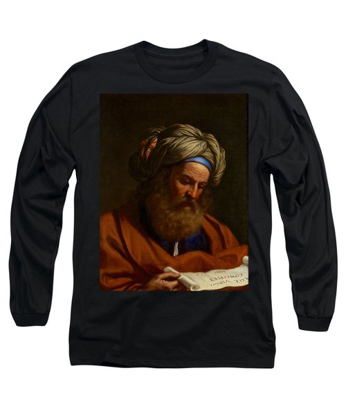 The Prophet Isaiah Long Sleeve T-Shirt