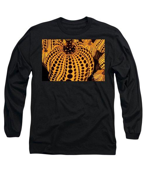 The Pumpkins Art Long Sleeve T-Shirt