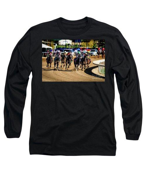 The Race Long Sleeve T-Shirt