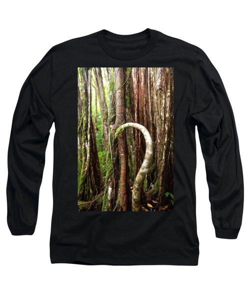 The Rainforest Long Sleeve T-Shirt