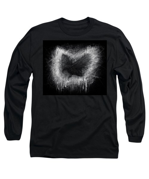 The Raven - Black Edition Long Sleeve T-Shirt