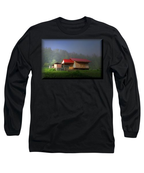 The Real Barn Girls Long Sleeve T-Shirt