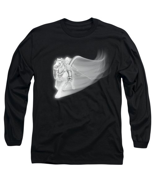 The Reaper Rides Again Long Sleeve T-Shirt