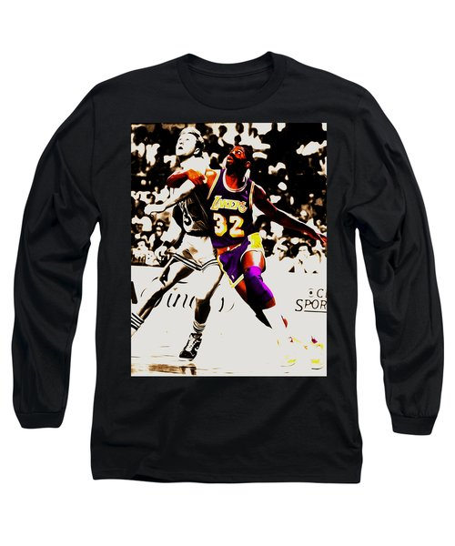 The Rebound Long Sleeve T-Shirt by Brian Reaves