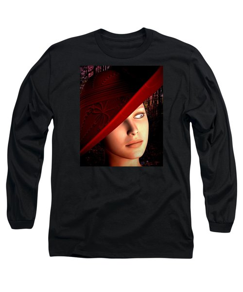 The Red Hat Long Sleeve T-Shirt