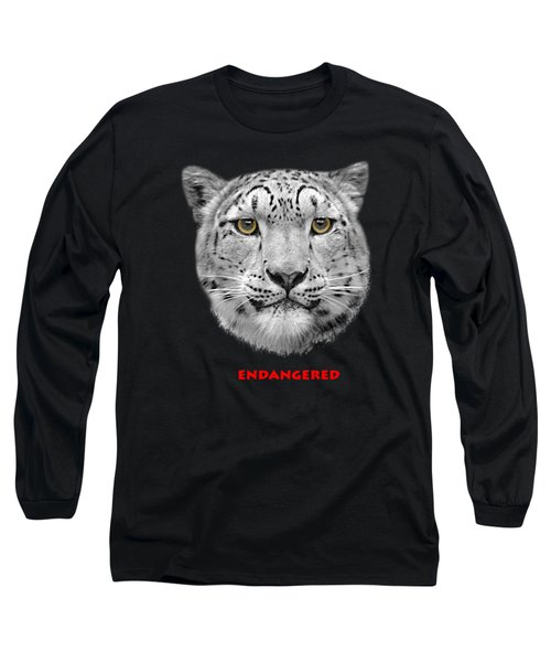 The Red List Long Sleeve T-Shirt by Linsey Williams