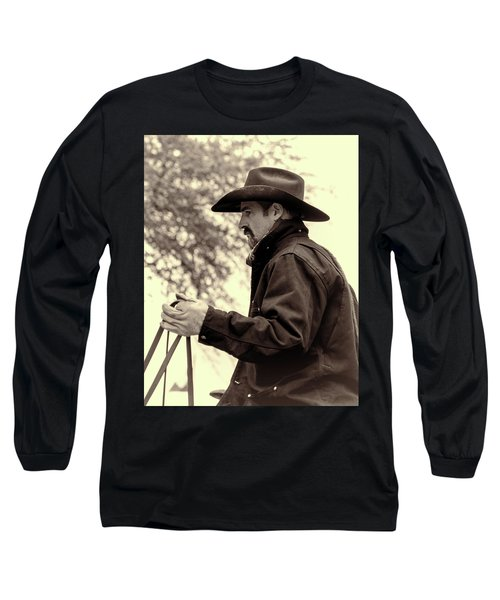 The Reins  Long Sleeve T-Shirt