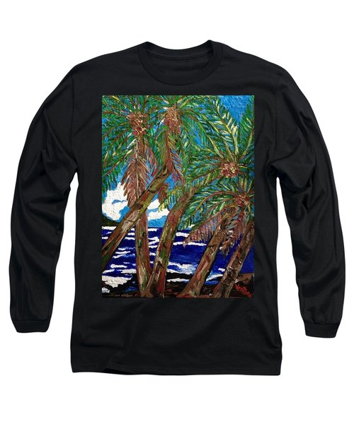 The Ride To Opihikao Long Sleeve T-Shirt