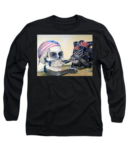 The Rider Long Sleeve T-Shirt