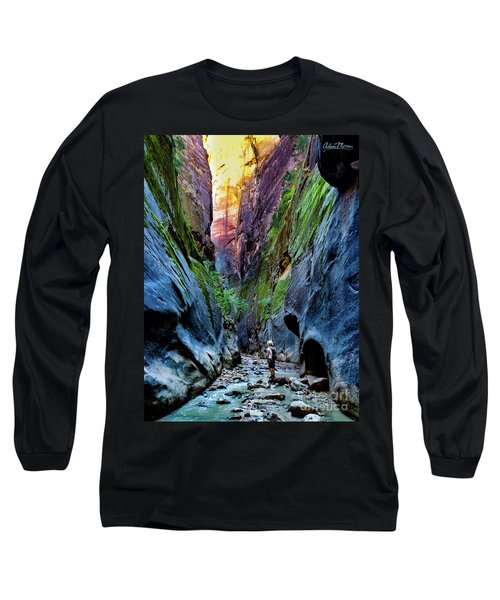 The Riverbend Long Sleeve T-Shirt