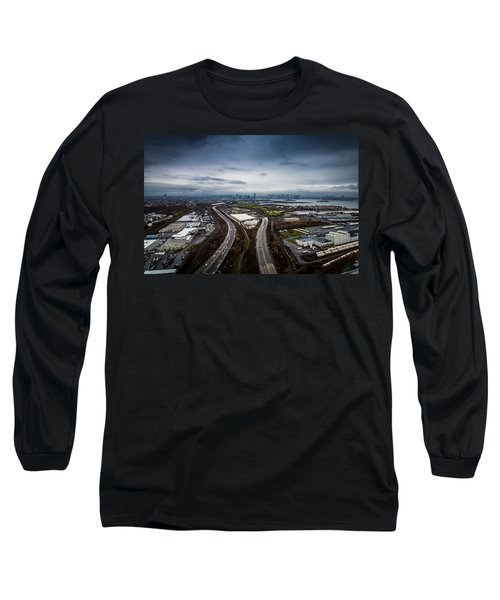 The Road Ahead Long Sleeve T-Shirt