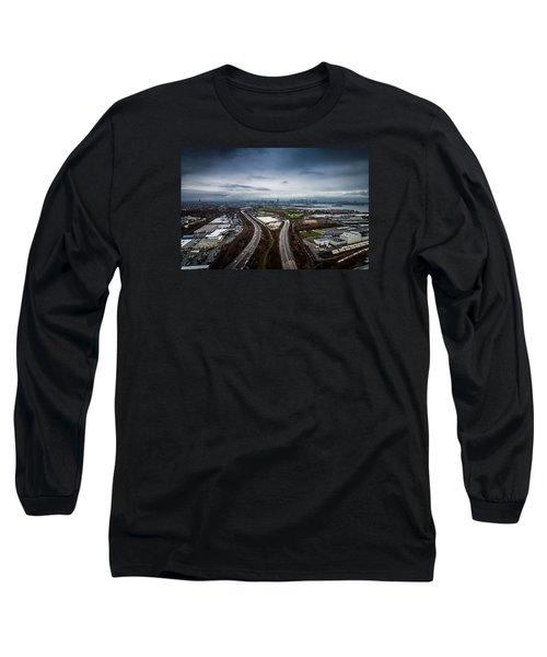 The Road Ahead Long Sleeve T-Shirt
