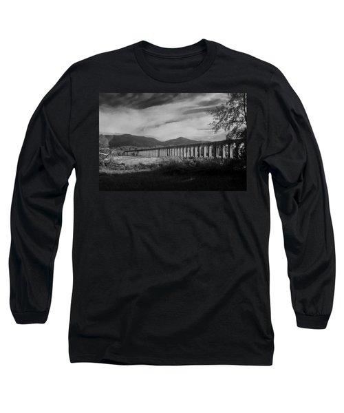 The Roman Aqueducts Long Sleeve T-Shirt