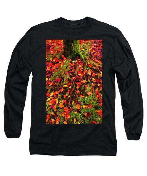 The Root Of Fall Long Sleeve T-Shirt