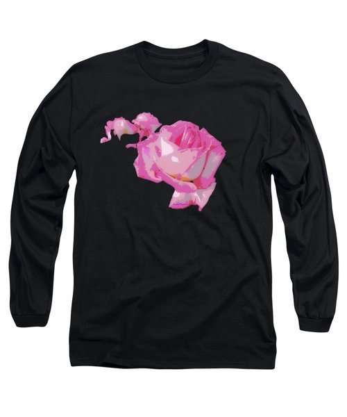 The Rose 1 Long Sleeve T-Shirt