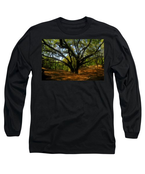 The Sacred Oak Long Sleeve T-Shirt